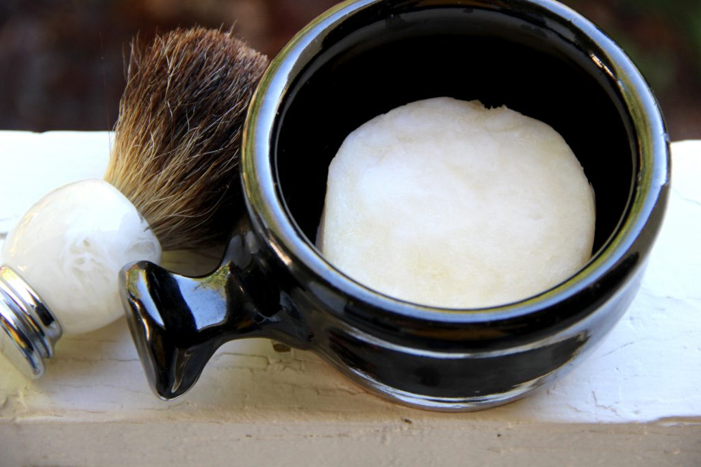 how to make shave soap