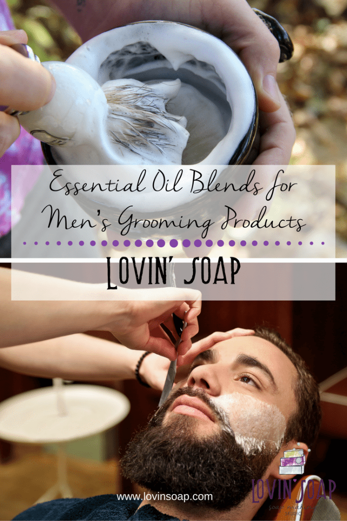 essential oil blends for men