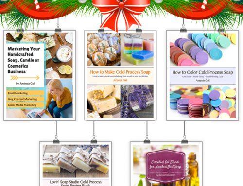 Happy Holidays + Holiday eBook Bundle Special