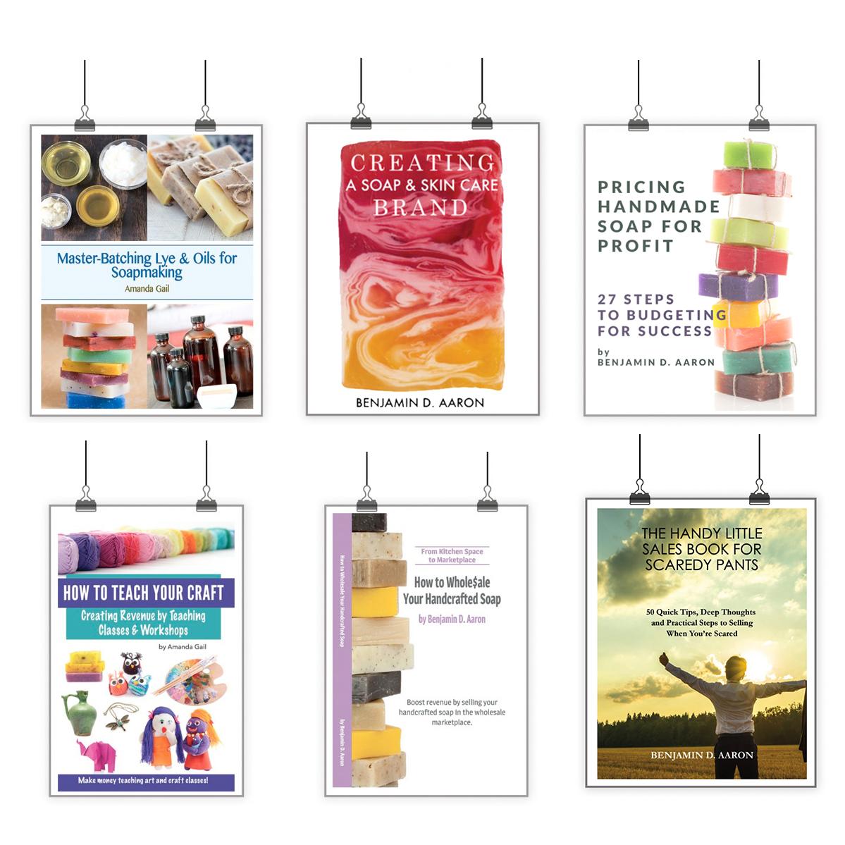 Soapmaker Business Ebook Bundle 40 Off