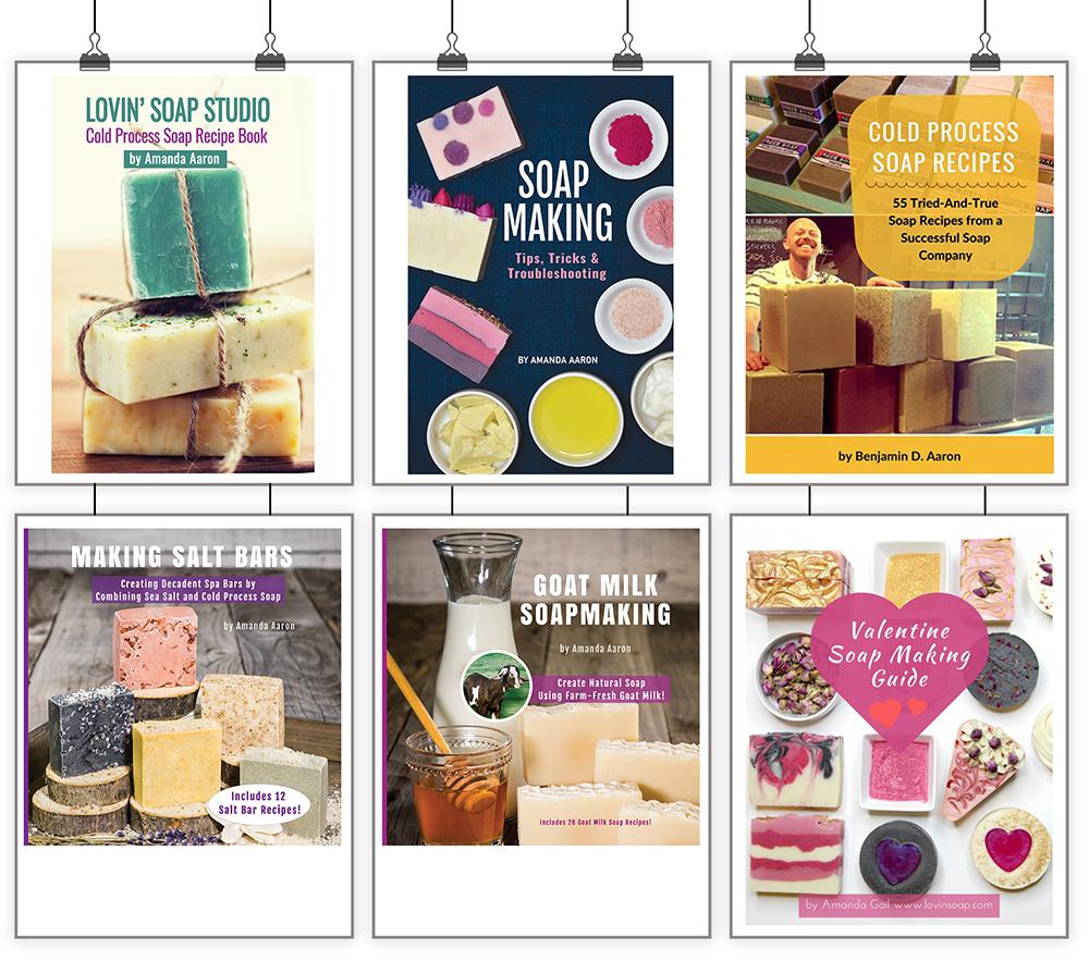 Soapmaker Ebook Bundle