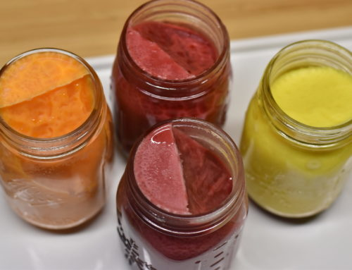 Natural Color Infusions for Salt Bar Soap