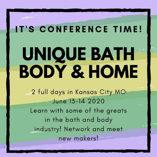 Interview with Cheryl of Miss Doyle's Soapery AND the new Kansas City Conference – Unique Bath, Body and Home Conference