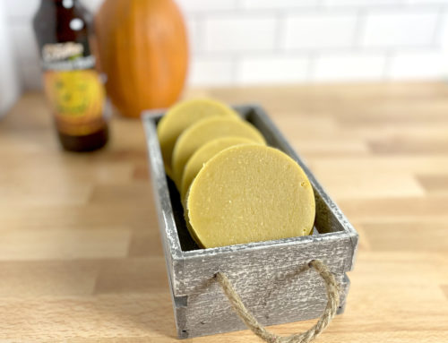 Pumpkin Puree + Pumpkin Beer Soap